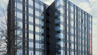 Стальные конструкции офисного здания