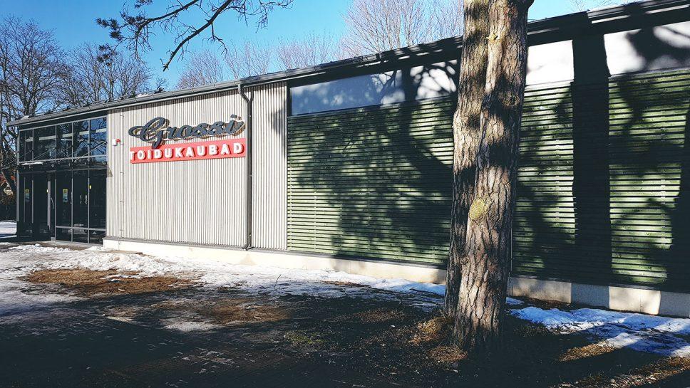 Kauplus Grossi Toidukaubad
