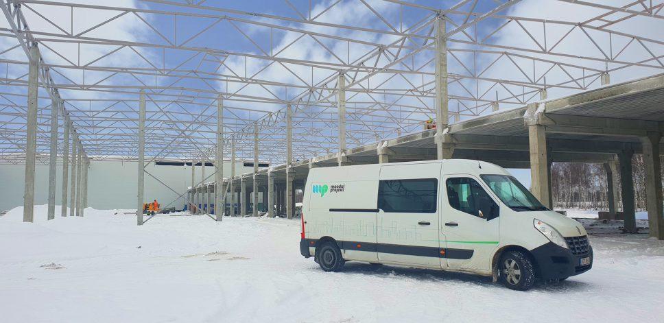 OG Elektra central warehouse
