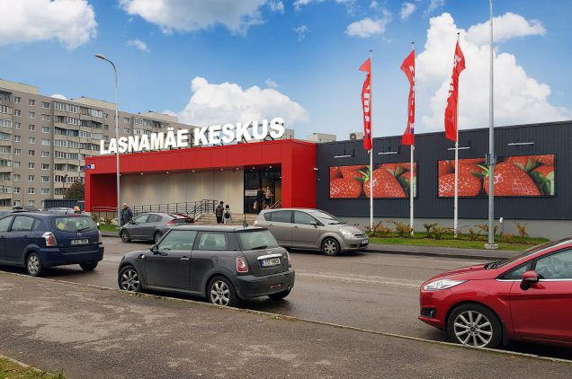 Pae Lasnamäe keskus 2019