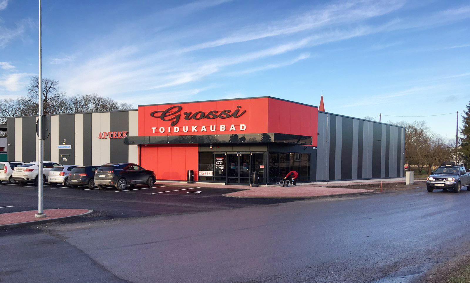 Pärnu-Jaagupi Grossi 2019